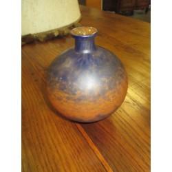 Vase en patte de verre