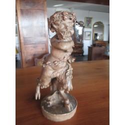 Statue  de Clodion