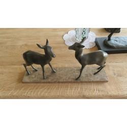 Statue animalier
