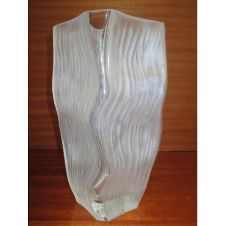 Vase en cristal de france